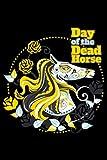 Dia De Los Muertos Camiseta Tag der Toten Halloween Kostüm: DIN A5 Liniert 120 Seiten / 60 Blätter...