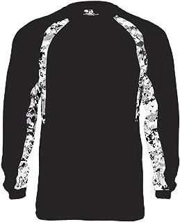 Badger Digital Hook Long Sleeve Performance Tee (4155)