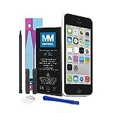 MMOBIEL Batería Compatible con iPhone 5C Li-Ion 3,8v 1510 mAh 5.73...
