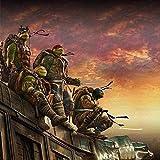 ZFB8B Rompecabezas Creativo Rompecabezas Tortugas Ninja Puzzle Disfrutar del Paisaje 1000 Piezas (Tamaño: 1000 Piezas) Rompecabezas