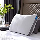 Noffa Memory Foam Pillow Neck Support Pain Relief with Washable Pillow...