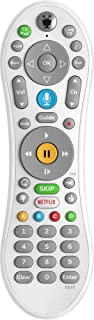 TiVo C00303 VOX Remote Streaming Media Player, White