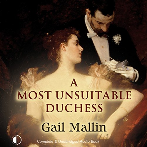 A Most Unsuitable Duchess cover art