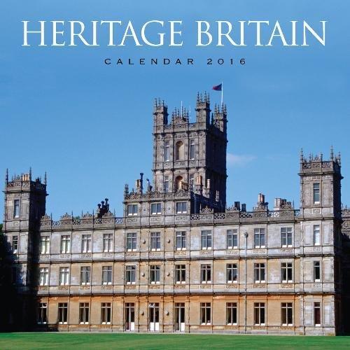 Heritage Britain wall calendar 2016 (Art calendar)
