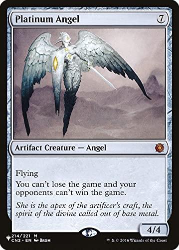 Magic: the Gathering - Platinum Angel - The List