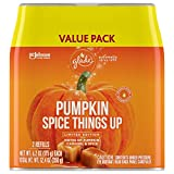 Glade Automatic Spray Refill, Air Freshener for Home and Bathroom, Pumpkin Spice Things Up, 6.2 Oz, 2 Count