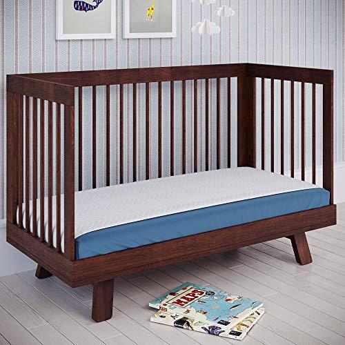 Waschbare Inkontinenzauflage Kinder und Babys 60 x 120 cm, Wasserdicht, Extra Dick- Wiederverwendbare Betteinlage 60 x 120 cm Bett - Bettnässer Unterlage, Matratzenauflage, Blasenschwäche Kinder