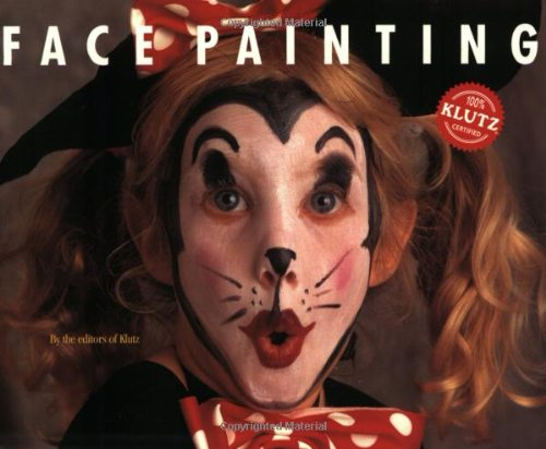 Klutz - Face Painting Book Kit