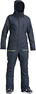 AIRBLASTER Youth Freedom Suit (Black/Large)