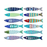 Art Deco Home - Iman Nevera x12 Peces 13 cm - 10632SG