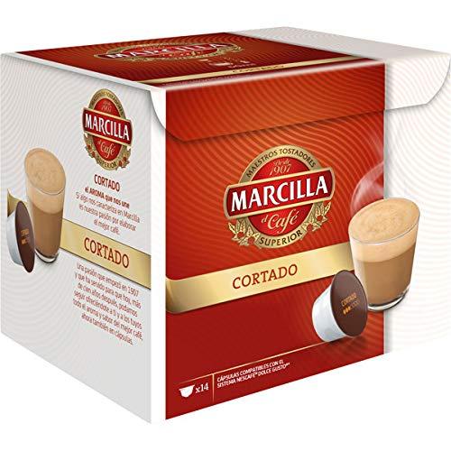 Marcilla Cortado, Cápsulas de café  - 14 Cápsulas
