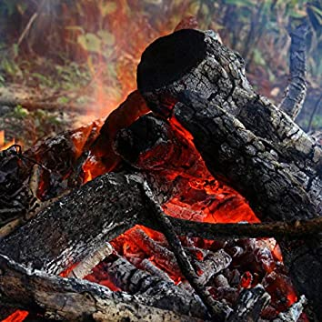 The Sound of bonfire. For sleep. ASMR