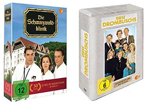 Die Schwarzwaldklinik + Diese Drombuschs - Box Set