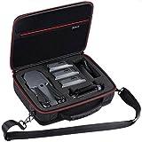 Smatree Hard Carrying Case Compatible for DJI Mavic Platinum/DJI Mavic Pro Fly More Combo(Not fit for Mavic 2 pro/2 Zoom)