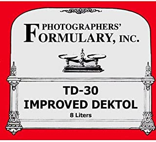 Photographers' Formulary TD-30 Improved Dektol Paper Developer, Makes 8Lt Solution