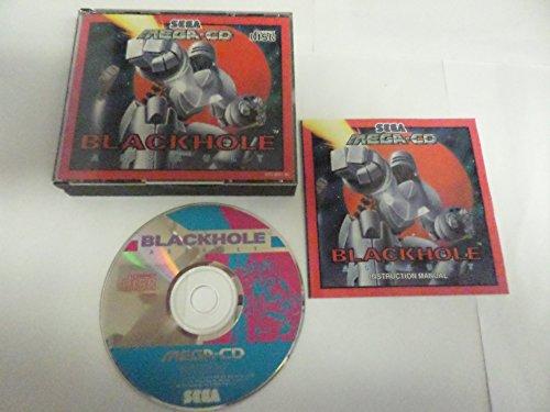 Black Hole assault - Mega CD - PAL [Importación Inglesa]
