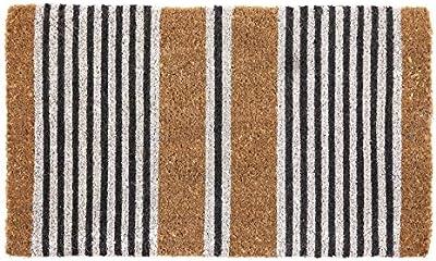 100% Coir Doormat | Welcome Mat | Entry Mat | NUI | | Fab Habitat Australia (60 x 90 cm)