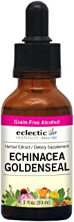 Eclectic Echinacea Goldenseal O, Red, 1 Fluid Ounce