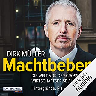 Machtbeben cover art