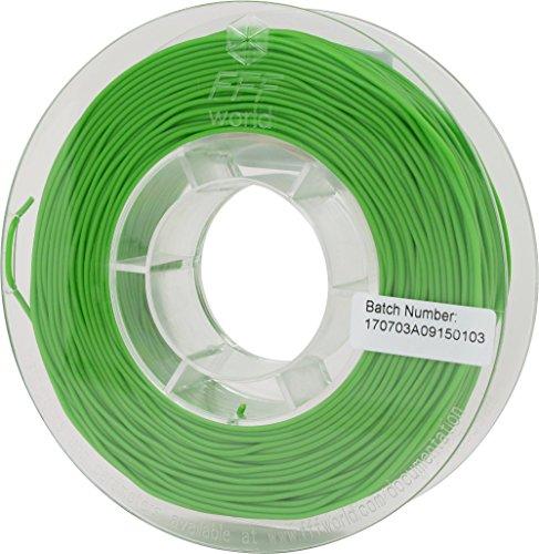 FlexiSMART Verde 250 g. Filamento Flexible TPU 2.85 mm para ...