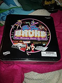 Sababa Go for Broke - The Ultimate Game of Vice (Tin Box Edition)