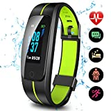 Updated 2019 Version High-End Fitness Tracker HR, High-End...