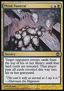 Magic the Gathering - Mind Funeral - Alara Reborn