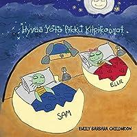 Hyvaeae Yoetae Pikku Kilpikonnat: Aivan tavallisena iltana, Ellie ja Sam menevaet tapaamaan kuuta.