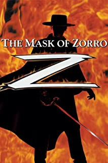 The Mask Of Zorro (B009MA3GXM) | Amazon price tracker / tracking, Amazon price history charts, Amazon price watches, Amazon price drop alerts