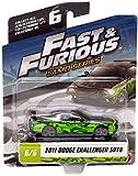 Mattel Fast & Furious Camo Series 2011 Dodge Challenger SRT8 6/6