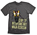 Borderlands T-Shirt ClapTrap Assassin, XL