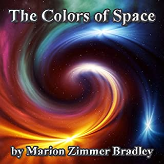The Colors of Space audiobook cover art