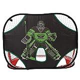 Gesh Hockey Oxford doble cara Pak Voor Hockey Portería de Hockey Hockey Deporte Entrenamiento