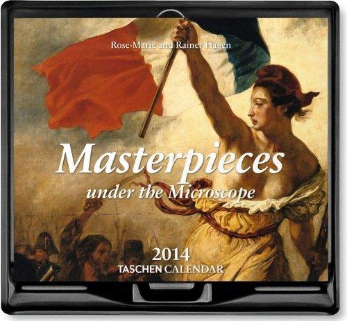 Masterpieces under the Microscope - 2014 (Taschen Tear-off Calendars) by Taschen (2013-10-01)