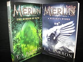 The Lost Years of Merlin: Books 4 & 5; The Mirror of Fate (1999) & A Wizard's Wings (2000) [Bargain Price]