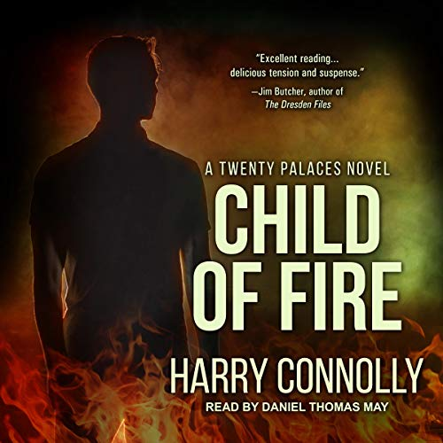 Child of Fire: A Twenty Palaces Novel  By  cover art