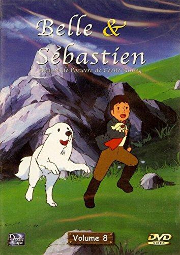 Belle et Sébastien volume 8 épisodes 38 à 42