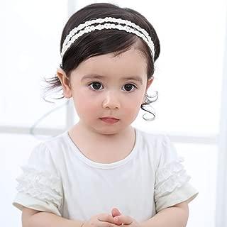 Bébé Nourrisson Filles strass Princesse Couronne Cheveux Bande Coiffure Cheveux Accessoires