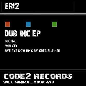 Dub Inc - EP