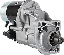 DB Electrical SND0436 Starter For Caterpillar Backhoe Loader 12 Volt 10 Tooth 414 416 420 422 426 438 442 0R4316, 0R-4316, 0R4319, 112-1767, 142-0539, 143-0538, 143-0539, 235-4963, 3E7905, 6V0492