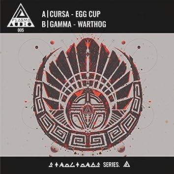 Egg Cup / Warthog