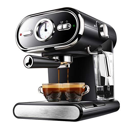 Halbautomatisch Espressomaschinen Und Cappuccino Mit Doppelter Temperaturregelung, One-Touch-Espressomaschine, Milchschaum, Heimdisplay