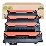 Compatible Toner Cartridges Replacement for Hp W110A W2080A W2081A W2082A W2083A (NO CHIP) Toner Cartridge for Hp Docucentre MFP 179FNW 150A 150W 178NW Laser Printer,4color