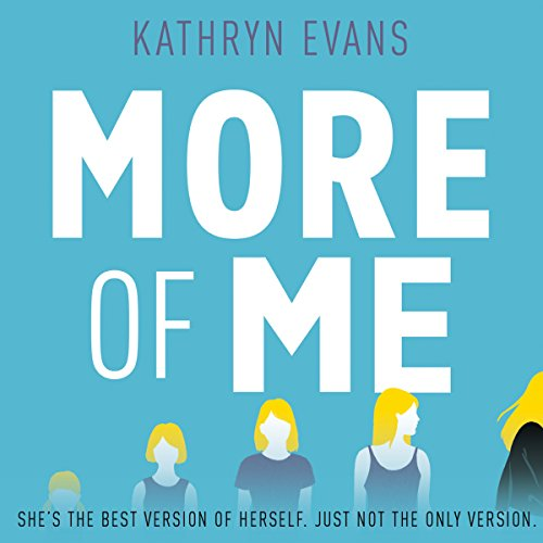 More of Me audiobook cover art