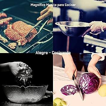 Alegre - Cocinando