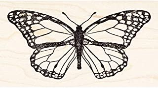 Best monarch butterfly rubber stamp Reviews