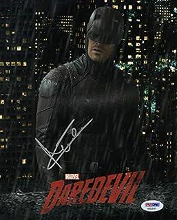 Daredevil Cast Signed Autographed Pilot Script Charlie Cox Entertainment Memorabilia 5 Coa