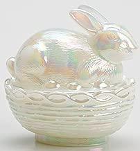 Best carnival glass rabbit Reviews