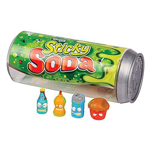Grossery Gang Figura de 1 'Soda Can in CDU Series