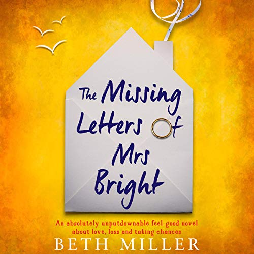 The Missing Letters of Mrs Bright audiobook cover art